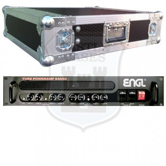 Engl Tube Poweramp E840/50 Flightcase